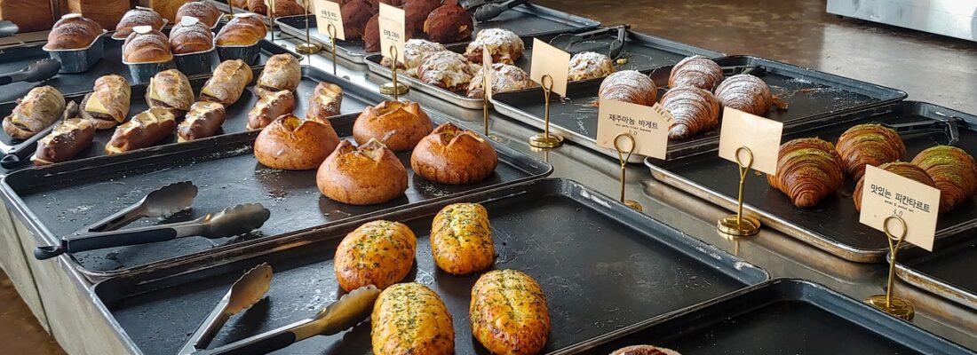 Bread Bakery Baked Cafe Pastry  - juno1412 / Pixabay